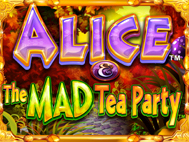 Alice and the Mad Tea Party