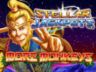 More Monkeys – Stellar Jackpots